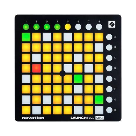 Imagem de Controlador P/ DJ Novation Launchpad MINI MK2 - TC0025
