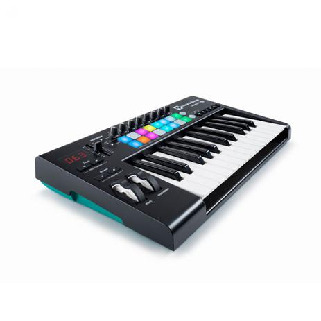 Imagem de Controlador usb launchkey 25 mk2 - novation