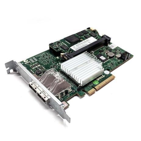 Imagem de Controladora Dell PERC H800  SAS 6Gb/s 512MB/1GB NV D90PG