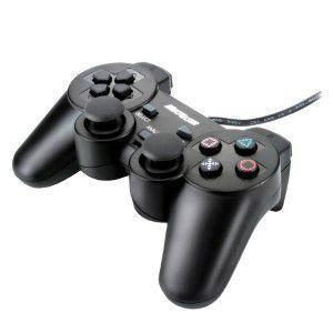 Imagem de Controle com Fio para PC USB JS030 Preto Multilaser
