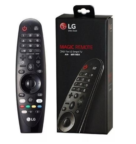 Imagem de Controle Lg Smart Magic An-mr19ba P/ Tv 65SM8600PSA Original