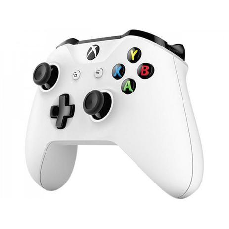 Imagem de Controle Microsoft Wireless Branco Xbox One TF5-00002
