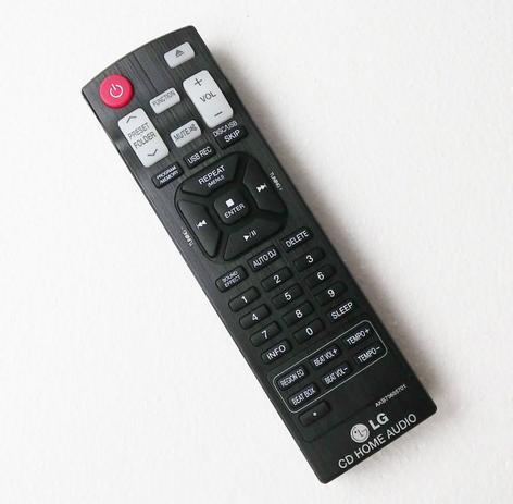 Imagem de Controle Mini System LG CM4620 NOVO e ORIGINAL
