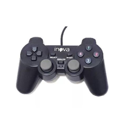 Imagem de Controle Ps3 USB - Inova com fio
