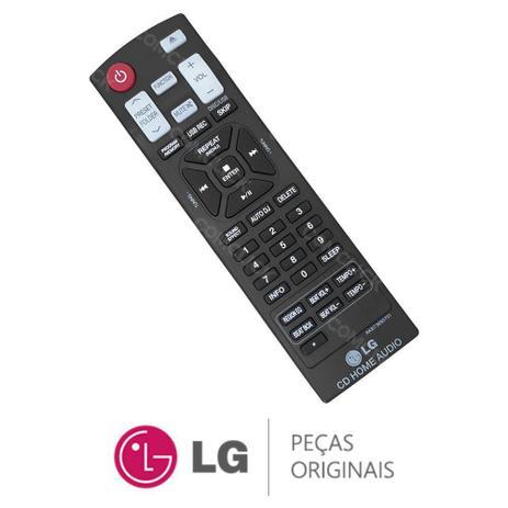 Imagem de Controle Remoto AKB73655701 Mini System LG CM4320, CM4620, CM9520