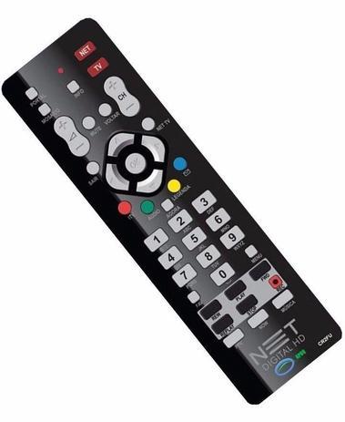 Controle Remoto APARELHO Net Digital Hd tv Max