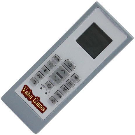Imagem de Controle Remoto Ar Condicionado Electrolux RG01/BGEF-ELBR / PI07R / PI09R / PI12R / PI18R / PI24R
