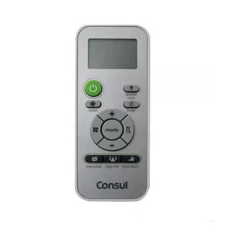 Imagem de Controle remoto ar condicionado split consul bem estar 7000 9000 12000 18000 22000 30000 btus origin