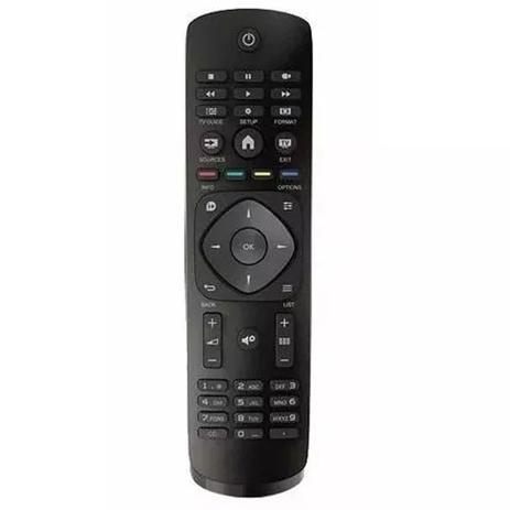 22885851a88 Controle Remoto Compatível com Tv Philips Lcd Led - Oficina dos relógios