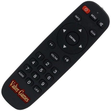 Controle Remoto Freesky Ott Box TV 4K IPTV
