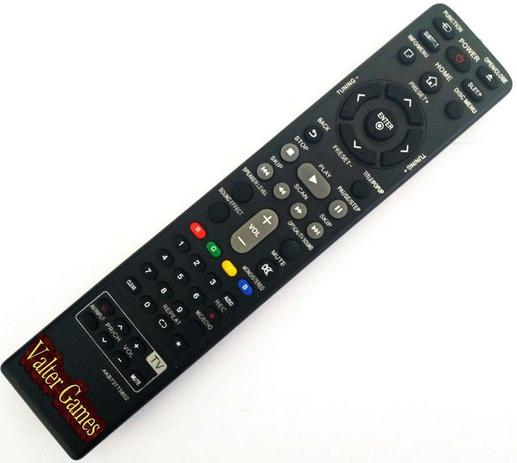 Controle Remoto Home Theater (Blu-Ray) LG AKB73775802 / BH4030S / BH6430P / BH6730S