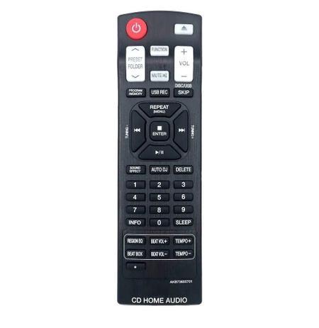 Imagem de Controle Remoto LG Mini System Hi Fi Cm650f/w - Original