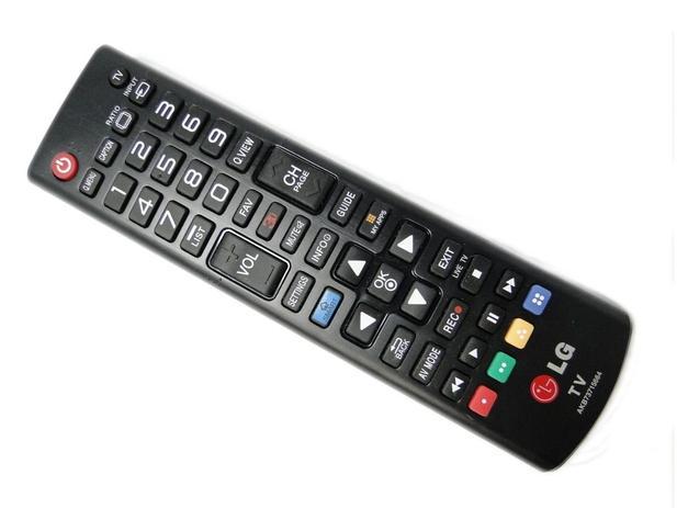Imagem de Controle Remoto Lg Smart 3d Akb73715664 Original