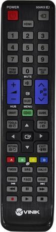 Imagem de Controle Remoto para Smart Tv Samsung CRST-40 VINIK