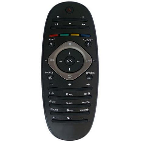 b59a6f0597e Controle Remoto Philips Tv Lcd   Led 32pfl3406d 32pfl3606d - Oficina dos  relógios