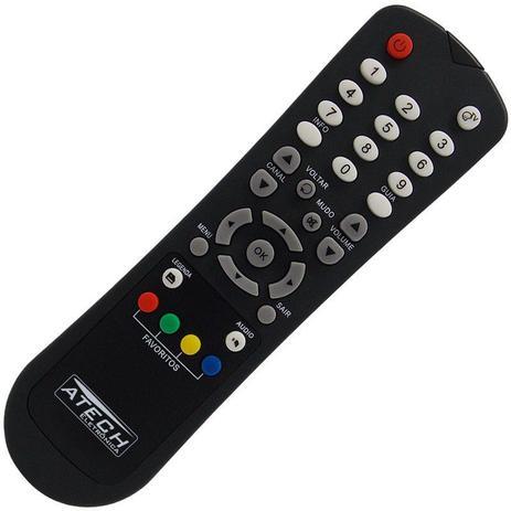Imagem de Controle Remoto Receptor Oi TV / Orbisat CR-04 / DTH-S2200