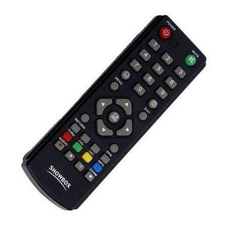 Imagem de Controle Remoto Receptor Showbox Ultra HD Multimedia