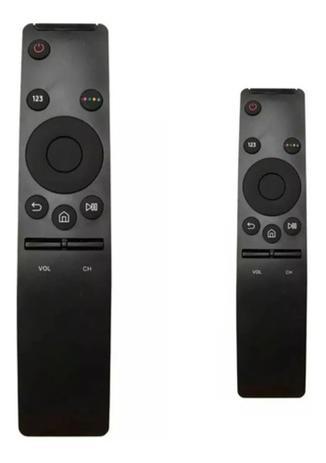 Imagem de Controle Remoto Smart Tv 4k Samsung Mu6100 Mu6300 - Le-7702