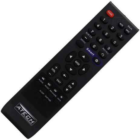 Controle Remoto TV LED Sanyo GXJA / DP50E84 - Atech eletrônica