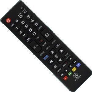 Imagem de Controle Remoto Tv Lg Smart Função Futebol-Sky-7027 / LE- 7027 / VC 8094