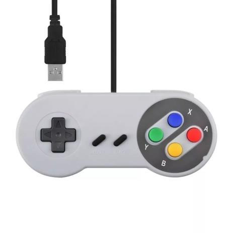 Imagem de Controle USB Super Nitendo Famicon