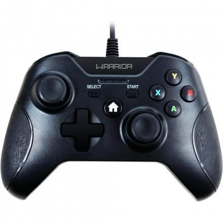 Controle XBOX ONE Warrior Multilaser Preto - JS078 - Controles Xbox ... 8b49c0818f