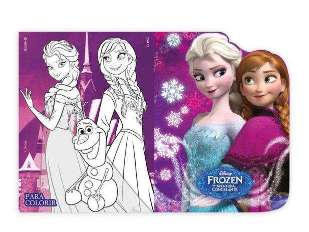 Convite De Aniversario Frozen Uma Aventura Congelante C 8 Unid