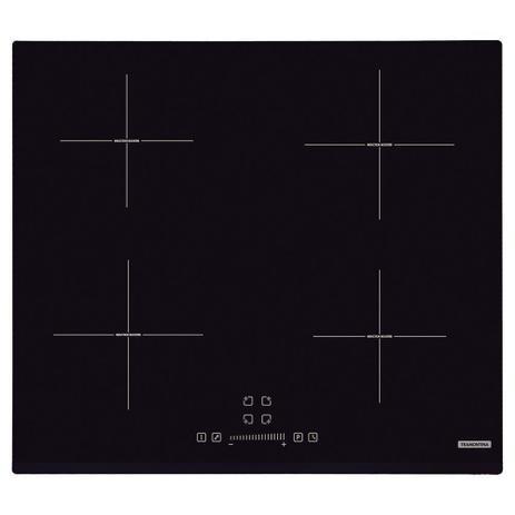 Imagem de Cooktop Tramontina  Indução Square Slider B 4EI 60 94751221 - Tramontina Teec S/A.