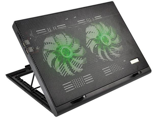 Cooler para Notebook AC267 com LED - Multilaser