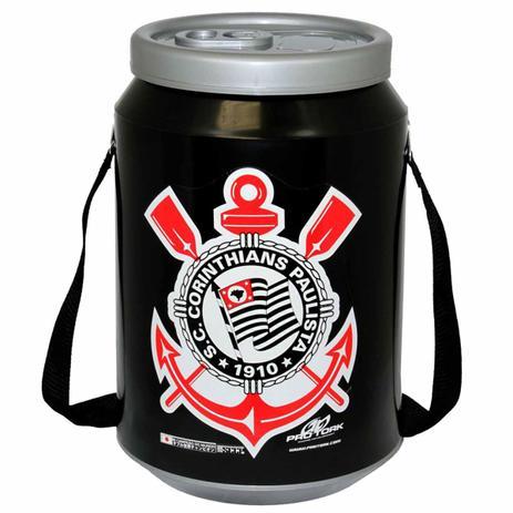Imagem de Cooler Térmico 24 Latas De 350ml Corinthians COL-CORI-02 Pro Tork