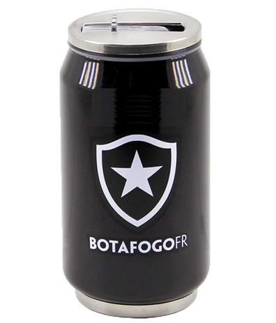 Copo De Inox Com Canudo 300ml - Botafogo - Copos - Magazine Luiza 4dd97e17a430c