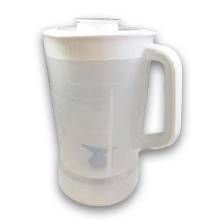 Imagem de Copo Para Liquidificador Mondial Turbo Power Branco