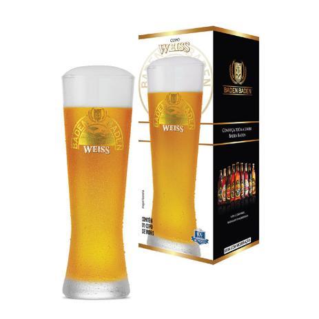 de4470d01f Copo Ruvolo Cerveja Weiss 680 ml Baden Baden - Copos - Magazine Luiza