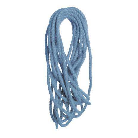 Menor preço em Corda decorativa Azul 10M  Decoração Festas - Cromus