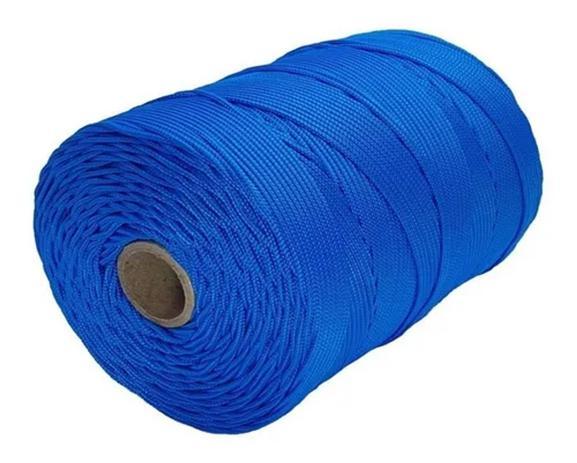 Imagem de Corda Trançada Polipropileno Azul 1.5mm