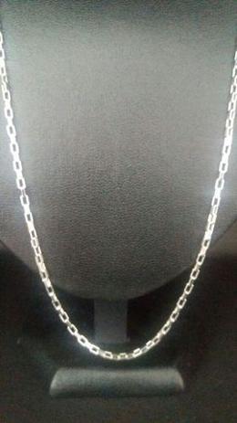 f94f3edd145b Cordão Corrente Cartier Em Prata 925 70 Cm 2,2 Mm 9,7 Gramas - Total pratas