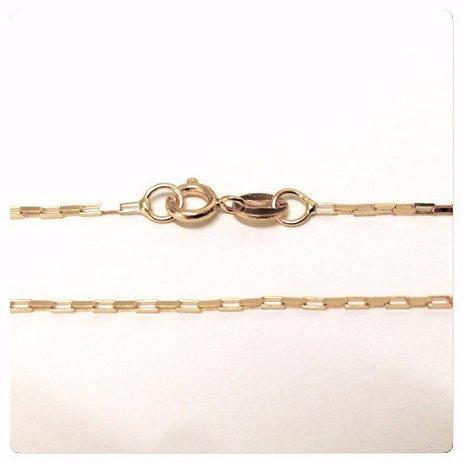 4613f2df2f5 Cordão Corrente Em Ouro 18k-750 Masculina Cartier Cadeado - Total pratas