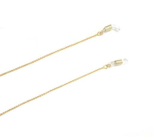 137b40cc3 Cordão Para Óculos De Grau Mini Círculo Niquel Dourado 1605481 - Vn ...