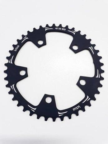 Coroa Ictus Indexada Bcd 110 Speed 42 Bike - Coroa de Bicicleta - Magazine  Luiza