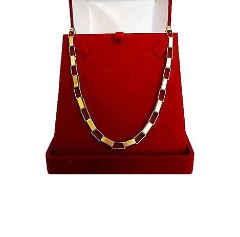 8991f52c579 Corrente Cordão Cartier 35 Gramas 5mm 65cm Ouro 18k 750 Maciço - 65 CM -  Ouro Amarelo - Perucci joias