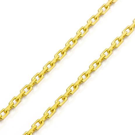 5a61060f0b2 Corrente de Ouro 18k Cartier Redonda 0