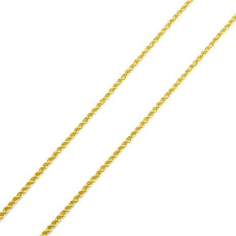 ea014ca0427ae Corrente de Ouro 18k Cordão Baiano de 2,2mm com 50cm co01207 - Joiasgold