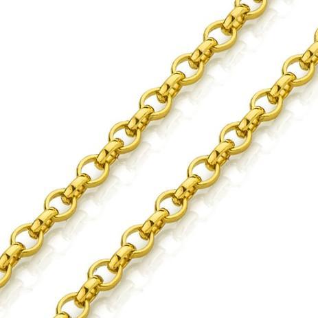 828121b1696 Corrente de Ouro 18k Portuguesa 1