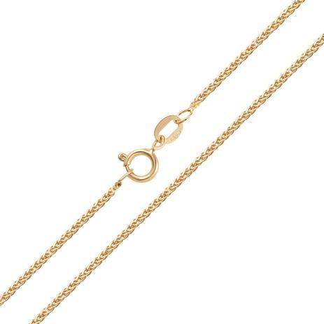 594e563b079ca Corrente em Ouro 18k Rabo Raposa 40cm - Rosana joias - Joia e ...