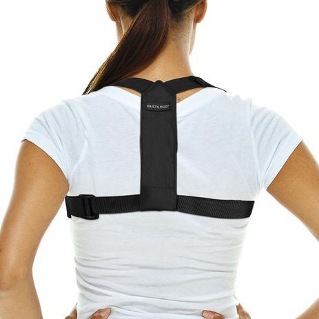 Imagem de Corretor De Postura Fix Posture M Multilaser - HC134