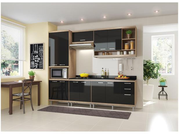 Imagem de Cozinha Compacta Multimóveis Sicília 5809