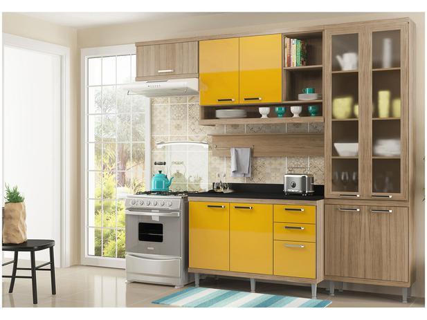 Imagem de Cozinha Compacta Multimóveis Sicília