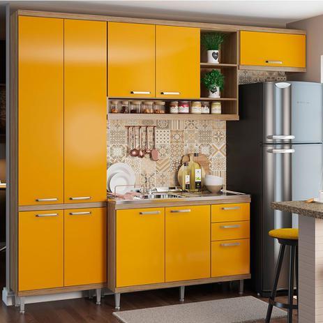 Imagem de Cozinha Compacta Sicília 4 Peças 5840 Multimóveis