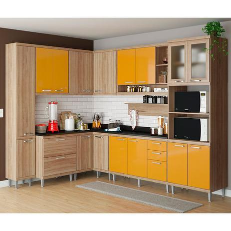 Imagem de Cozinha Completa Sicília 10 Peças 5803 Multimóveis