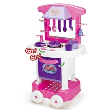 Imagem de Cozinha Infantil Play Time - Cotiplás